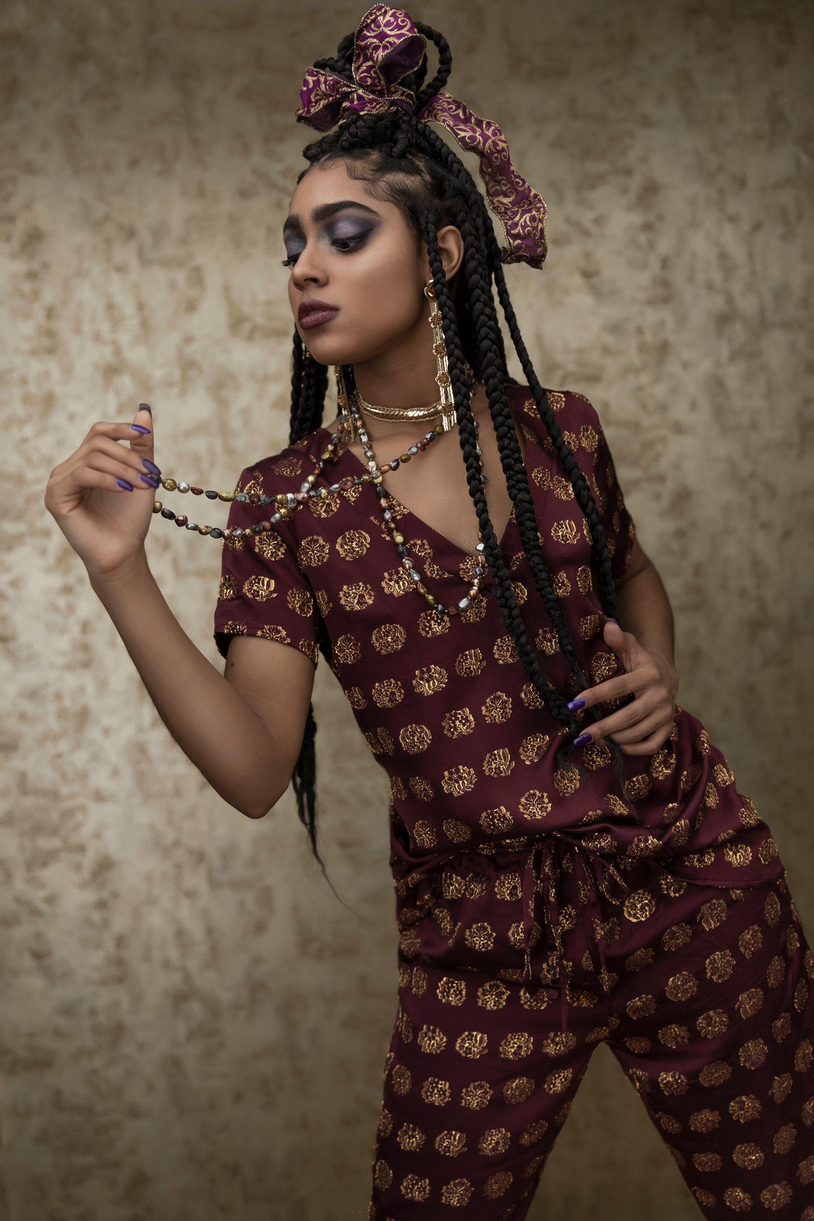 Fashion Glamour Portraits