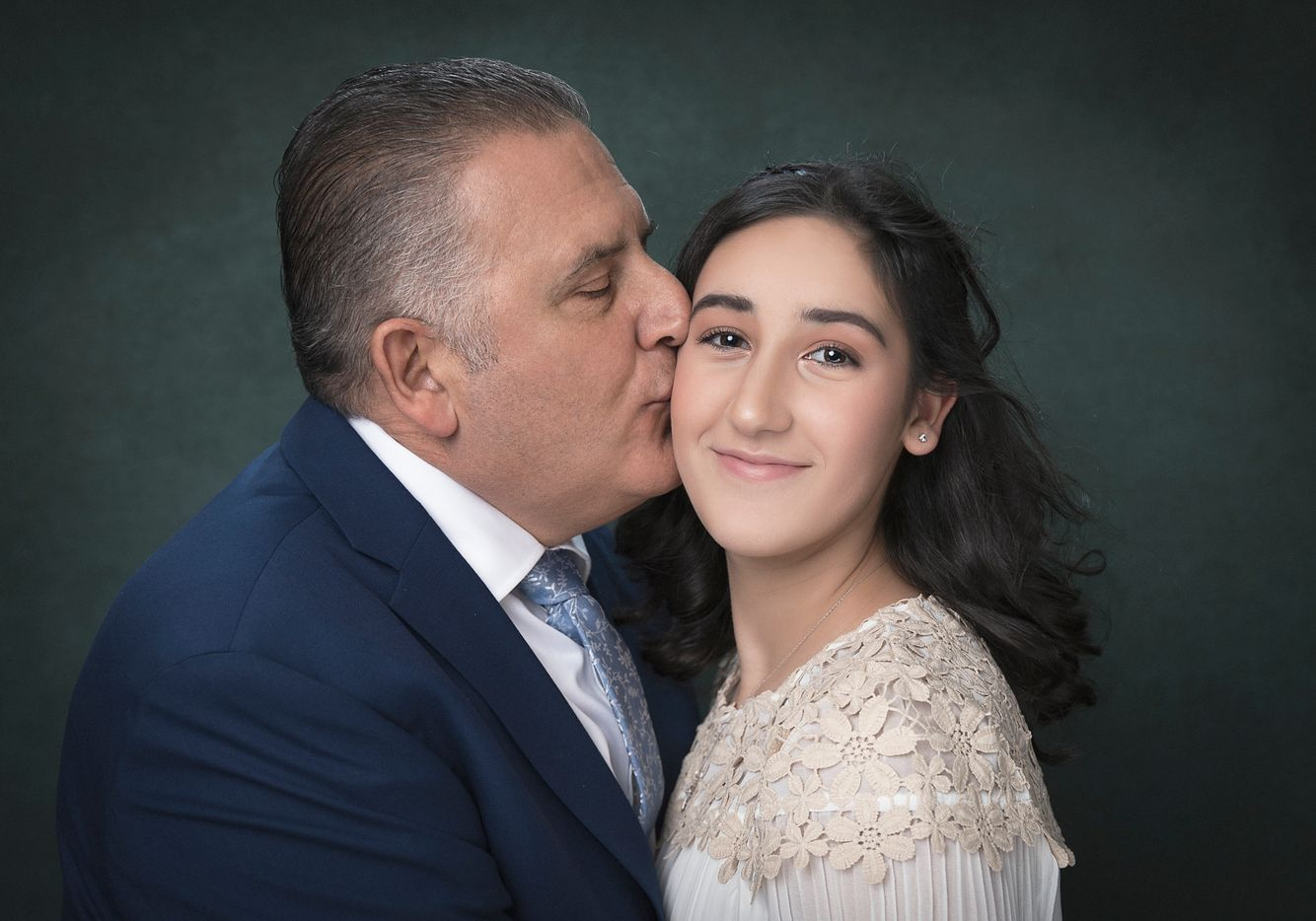 Father & Daughter Portraits, Long Island NY