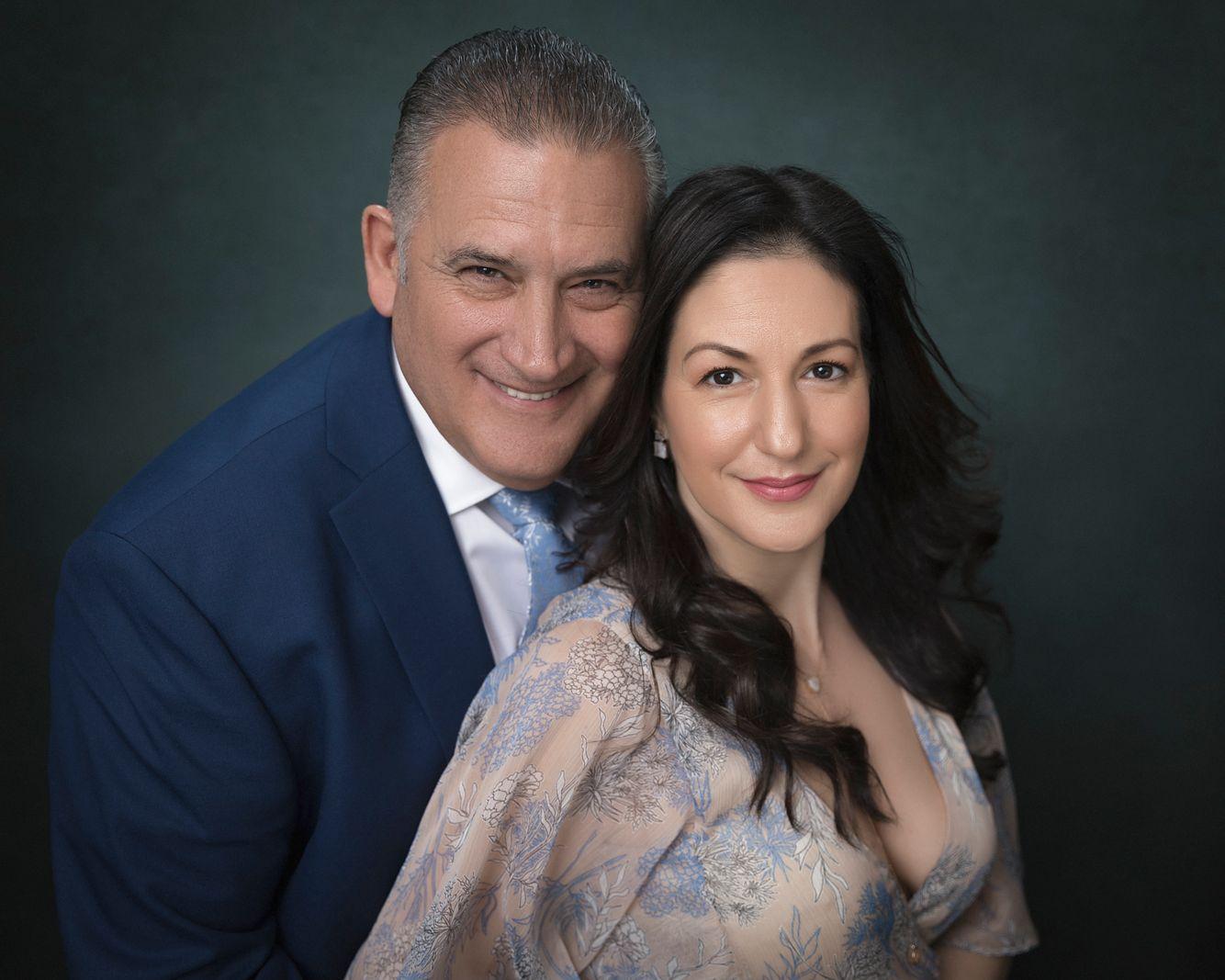 Mother & Husband Portraits