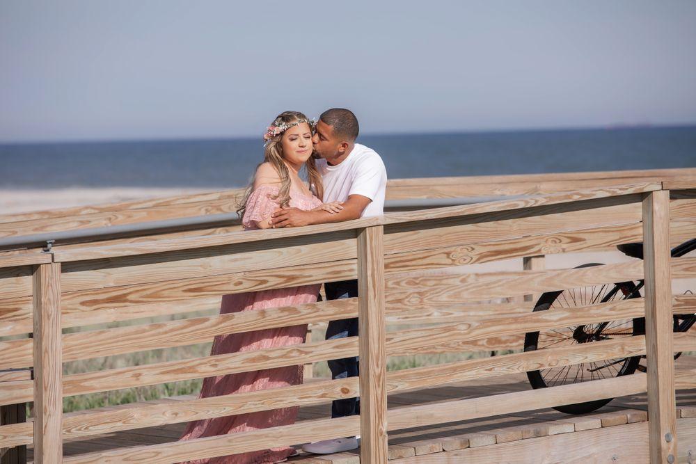 Beach Maternity Photos