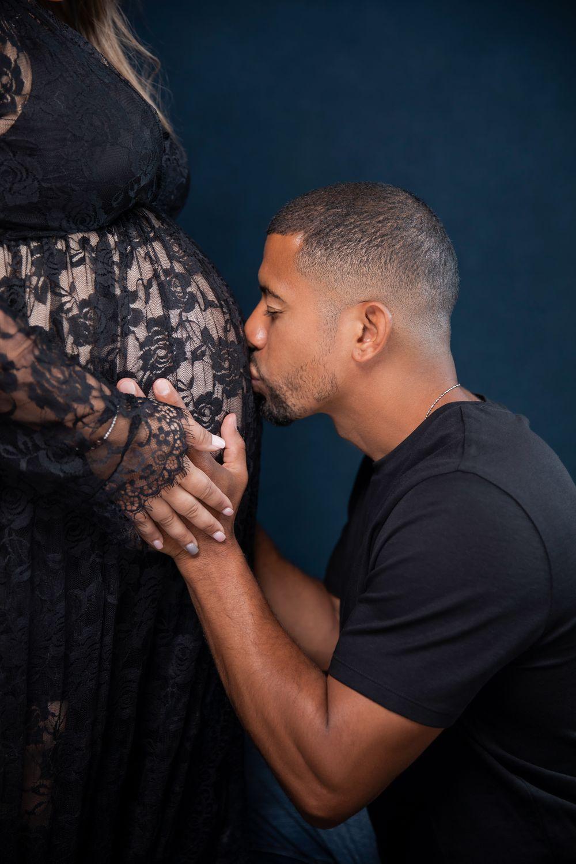 Studio Maternity Photos