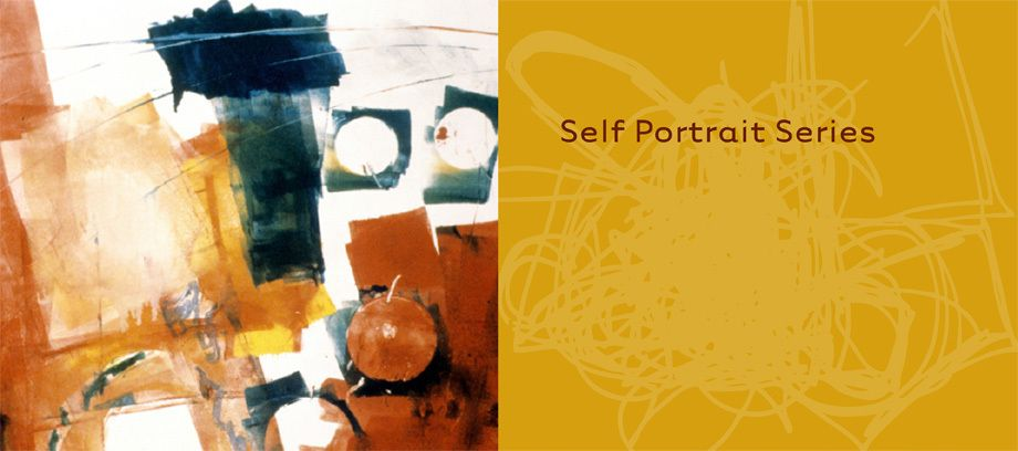 Self Portrait 1 (detail)