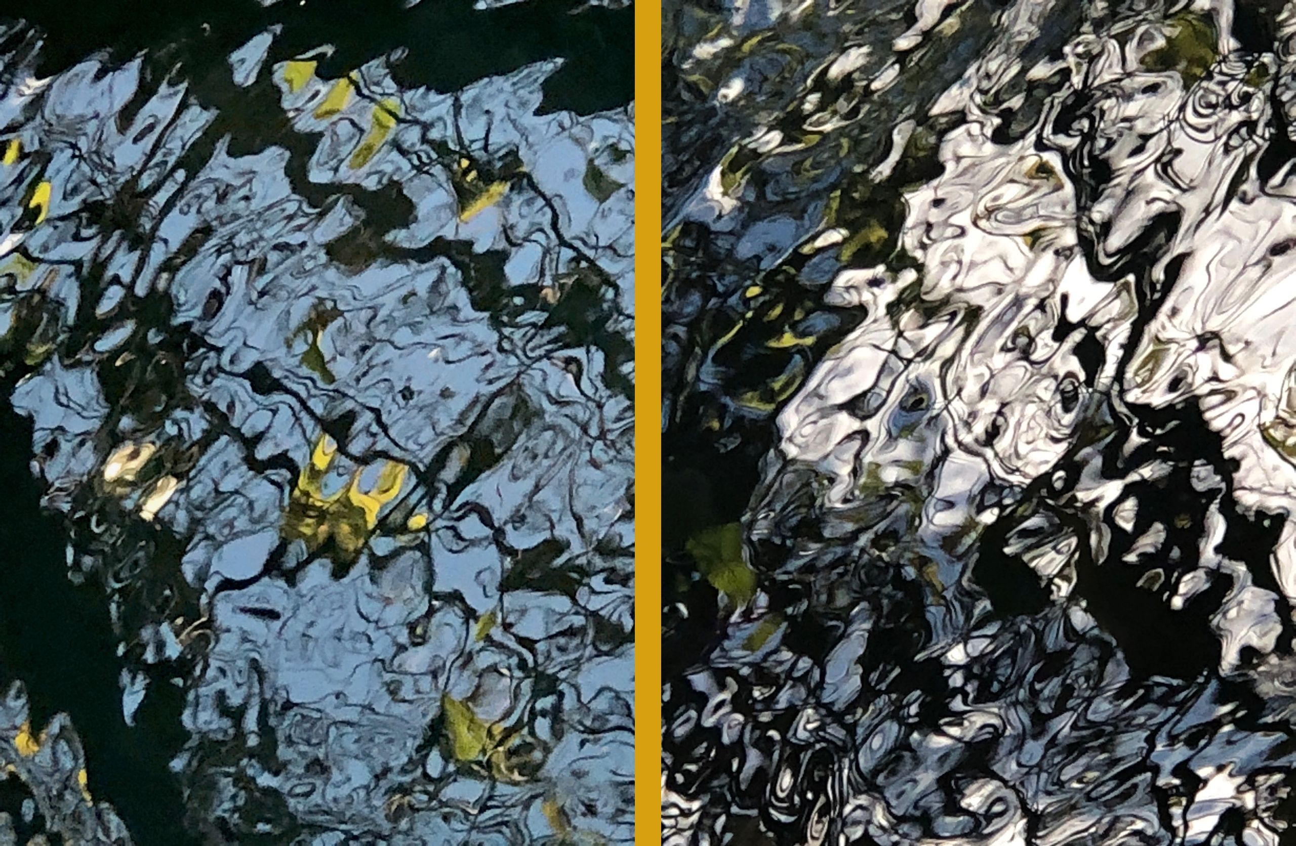 Reflections:  Fall , Series 6, 1 and 2