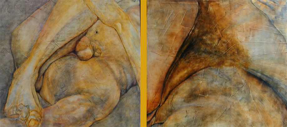 Bodyscapes 9 and  17