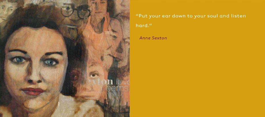 Anne Sexton •  Pulitzer Prize Winning Poet