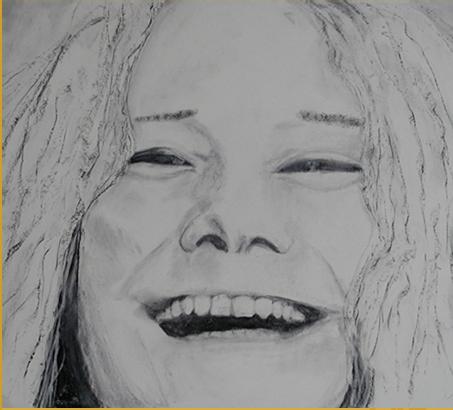 Janis Joplin, Rock Icon