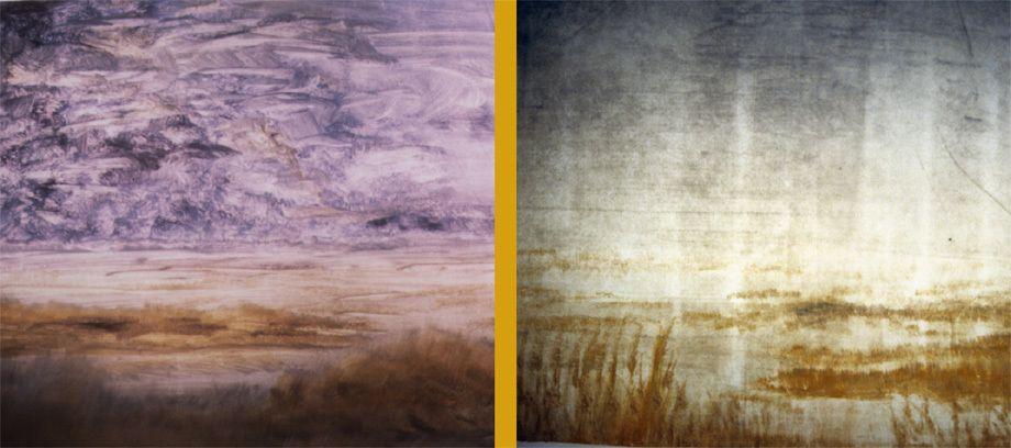 Gathering Storm  • Reeds in Fog