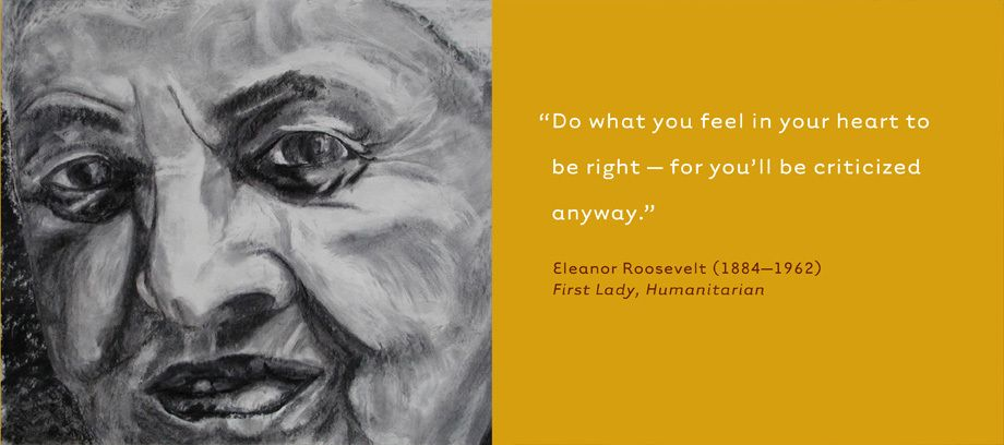 Eleanor Roosevelt, First Lady, Humanitarian