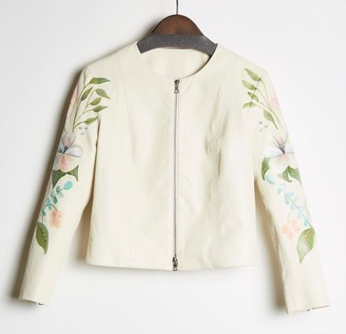 Jacket 2, front view