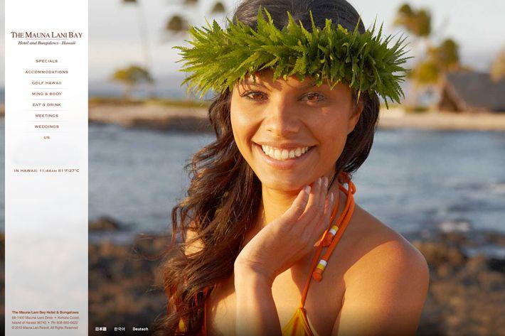 Mauna Lani Greetings