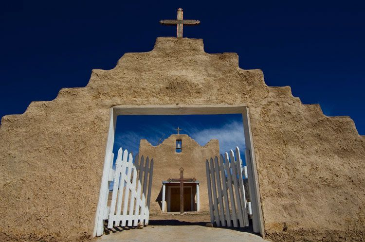 Picuris Pueblo Church