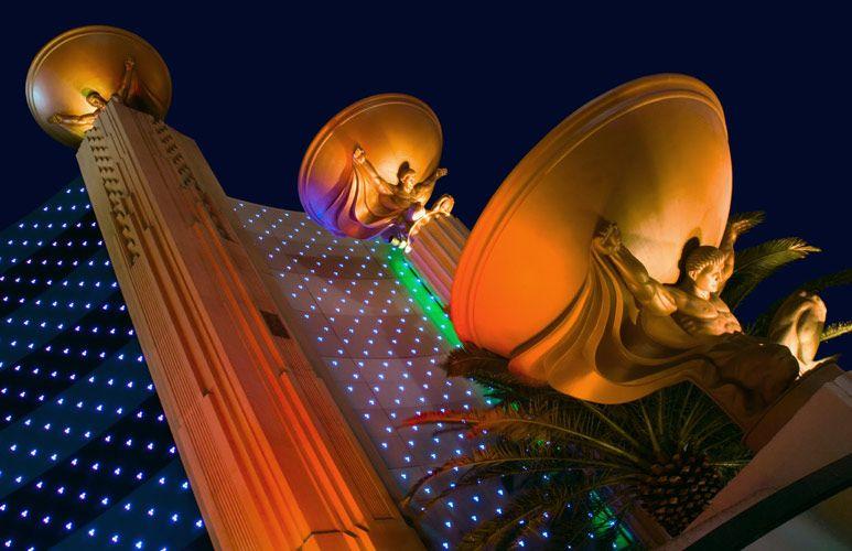 MGM Hotel Lights