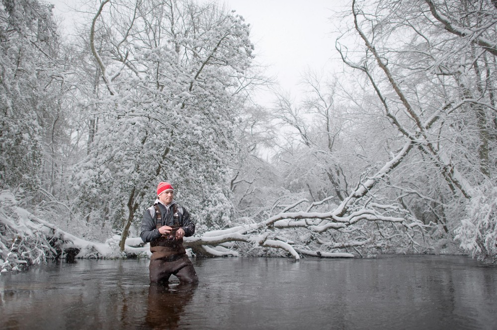 Sean Cahill Fishing by Christopher Flanegan Photography