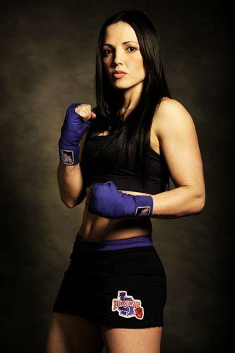 Jen Boxer / trainerLA Boxing