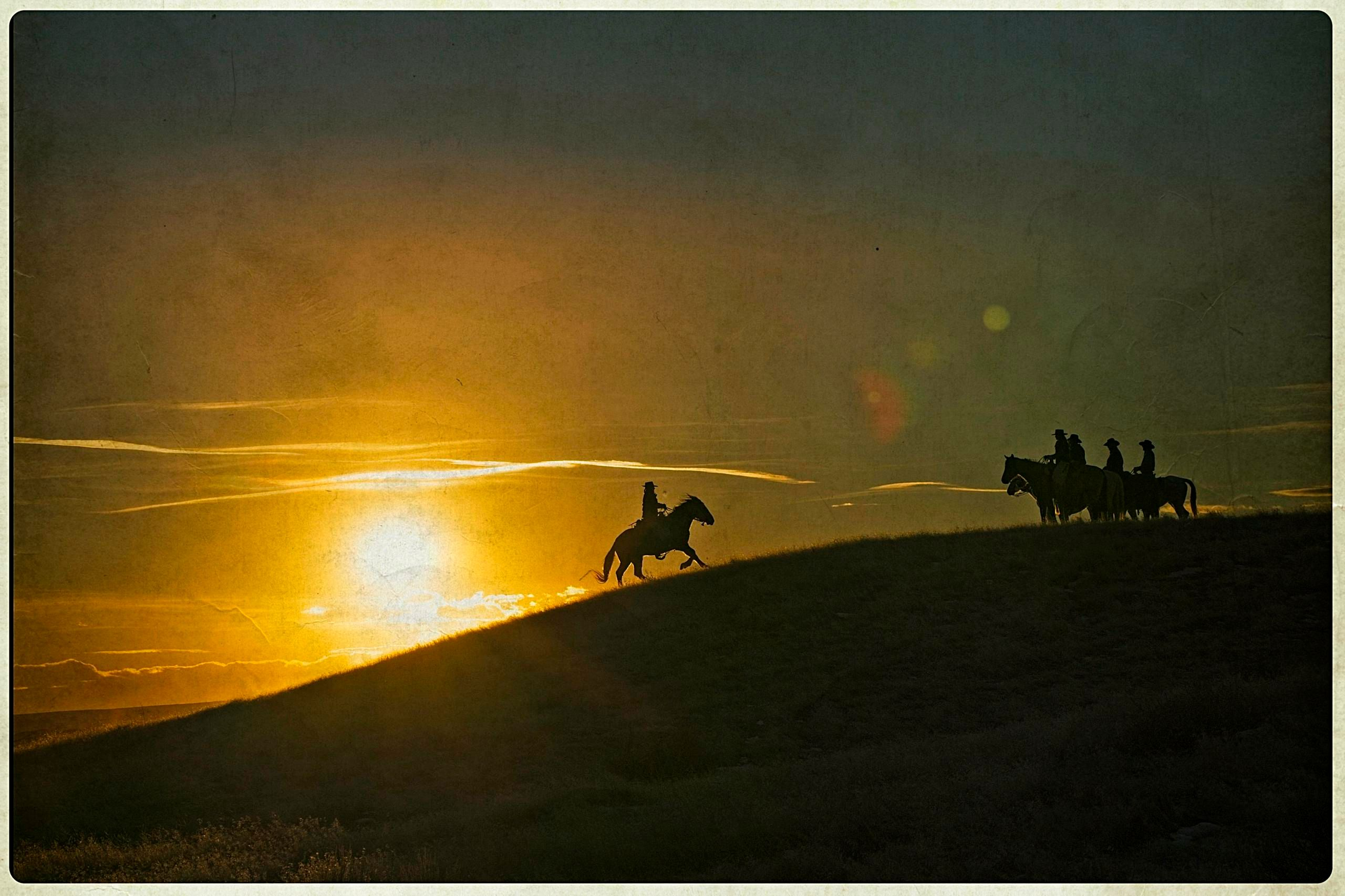 """""""Another Western Sunset"""""""