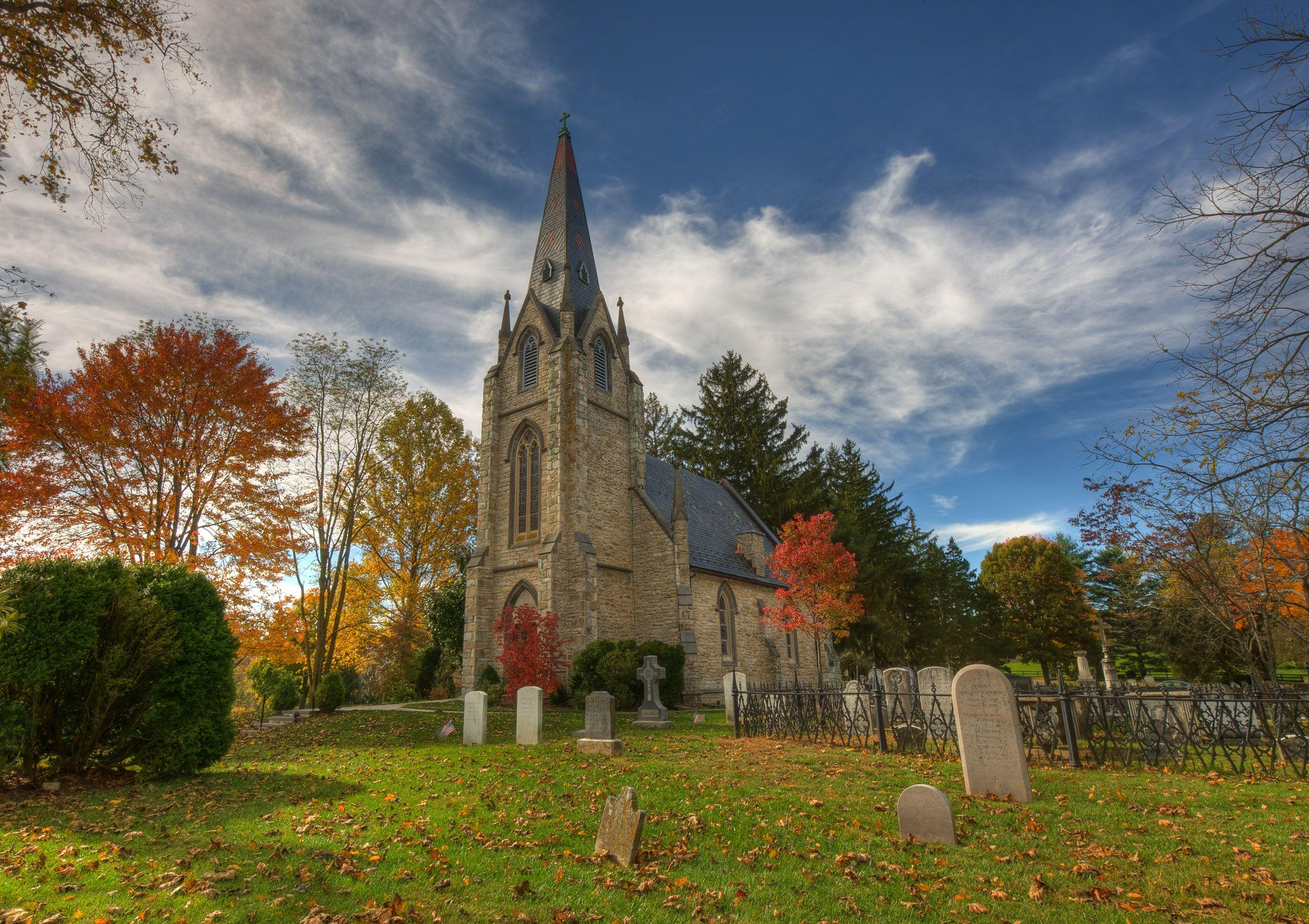 Autumn at St. John's