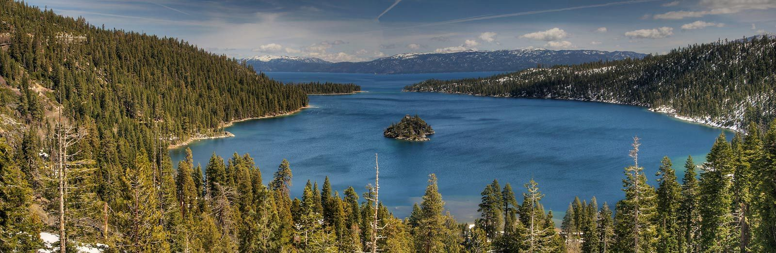 Spring at Emerald Bay