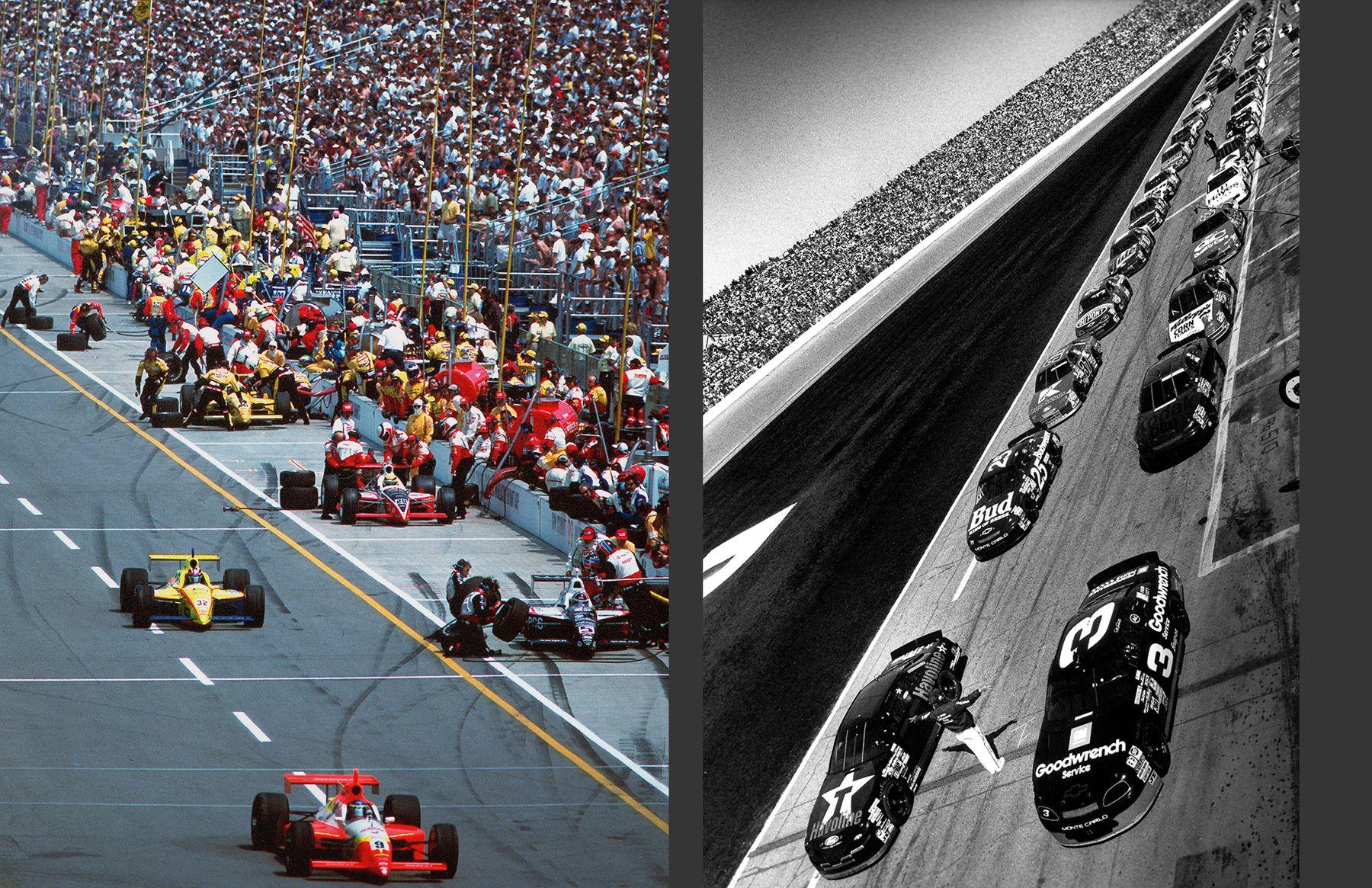 Indy & Daytona starts