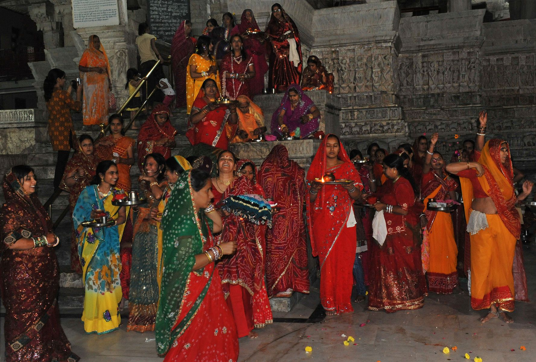 Ashwin Purnima Vrat (Moon Ceremony)