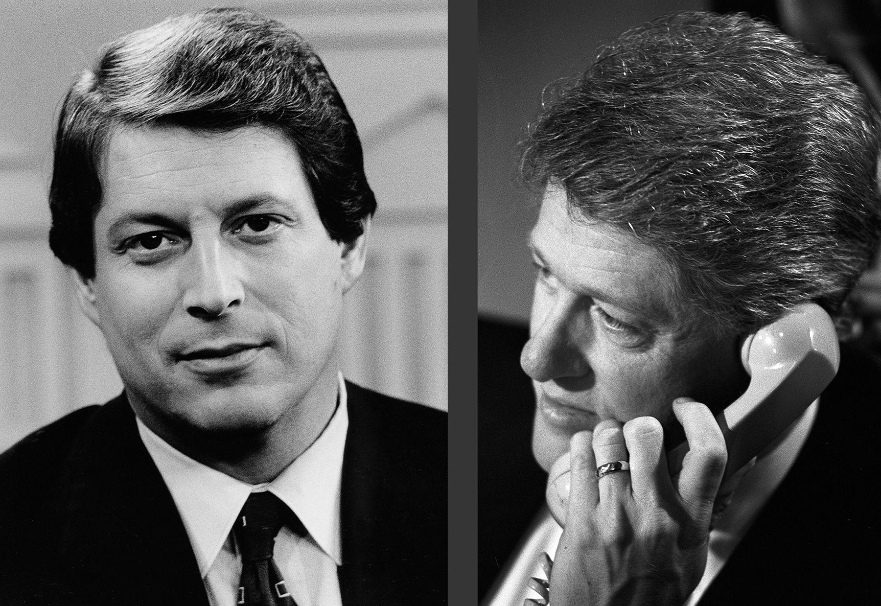 Gore & Clinton