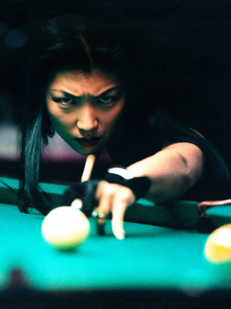 "Jeanette Lee, ""The Black Widow"""