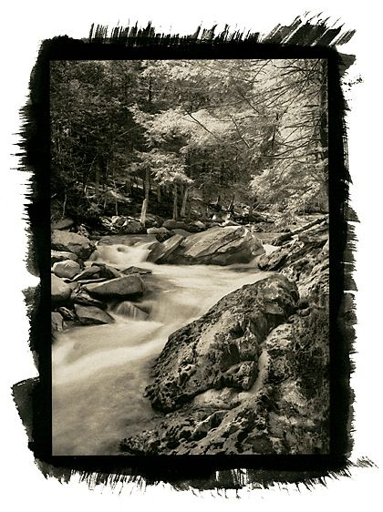 Brewster River Gorge, Jeffersonville, Vermont