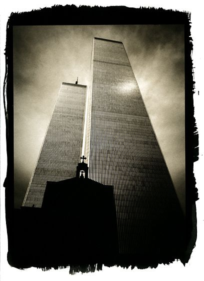 World Trade Center St. Nicholas Church 1976