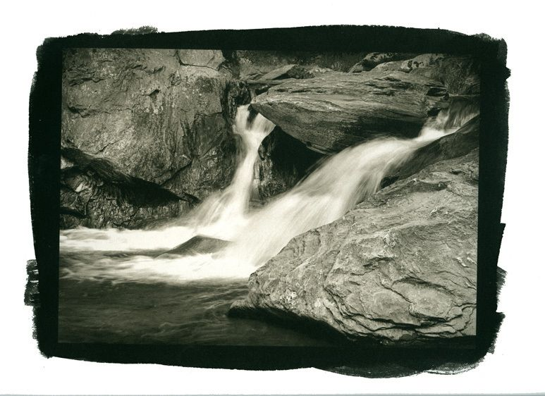 Lower Falls, Brewster River Gorge, Jeffrsonville Vermont