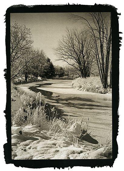 Browns River, Westford Vermont