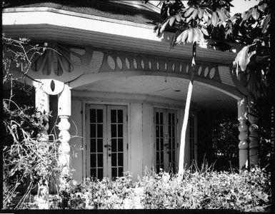 Biltmore Spa Porch Detail