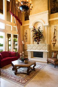 Living Room Lee Fernandez Designed Home