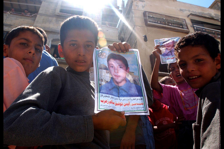 AUGUST 21, 2002  GAZA CITY