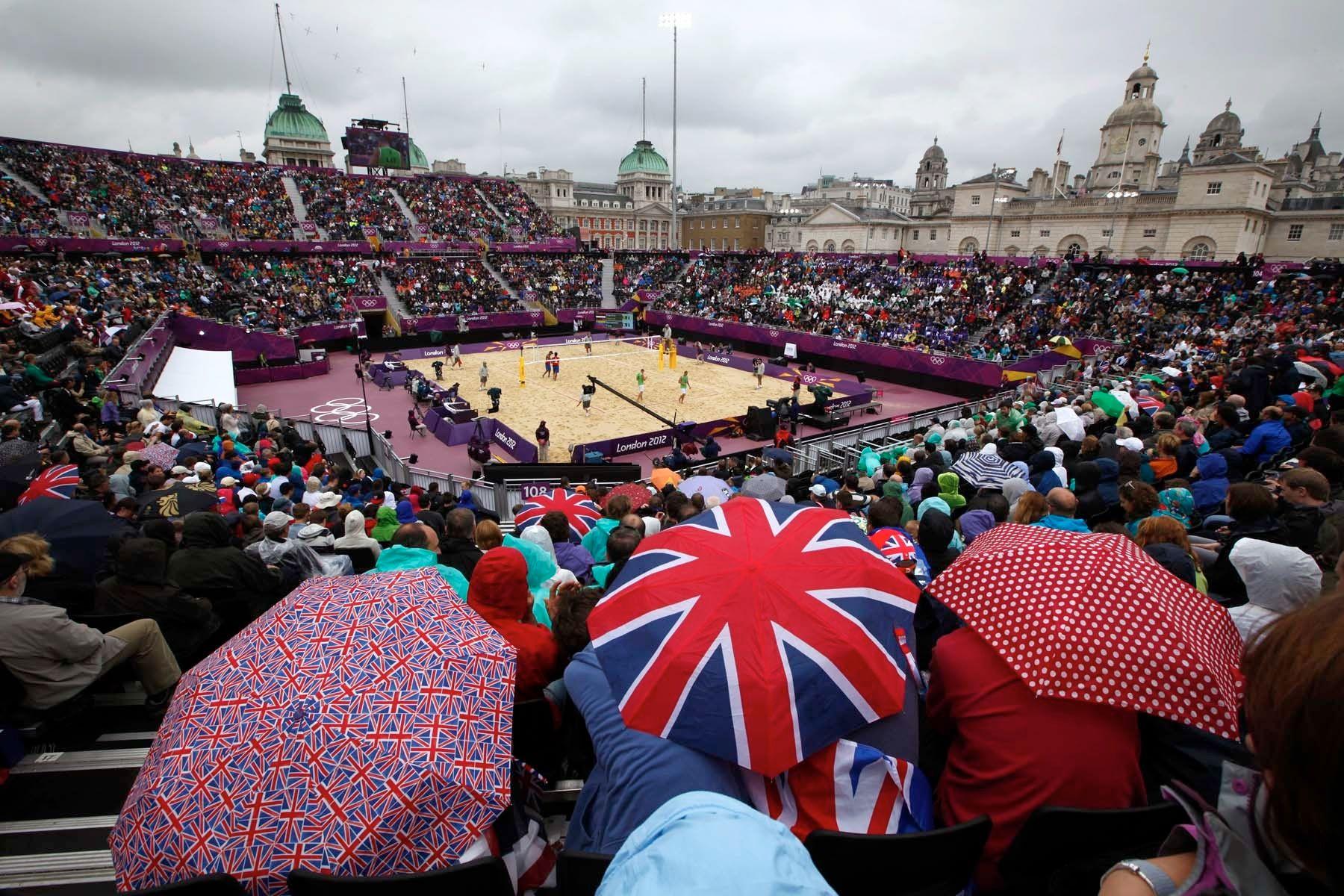 JULY 31, 2012  LONDON, ENGLAND
