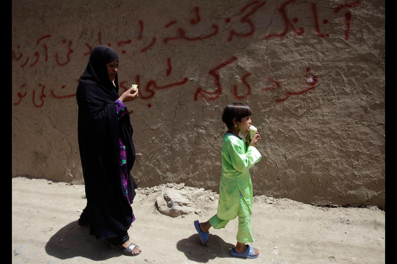 AUGUST 6, 2009  KABUL, AFGHANISTAN