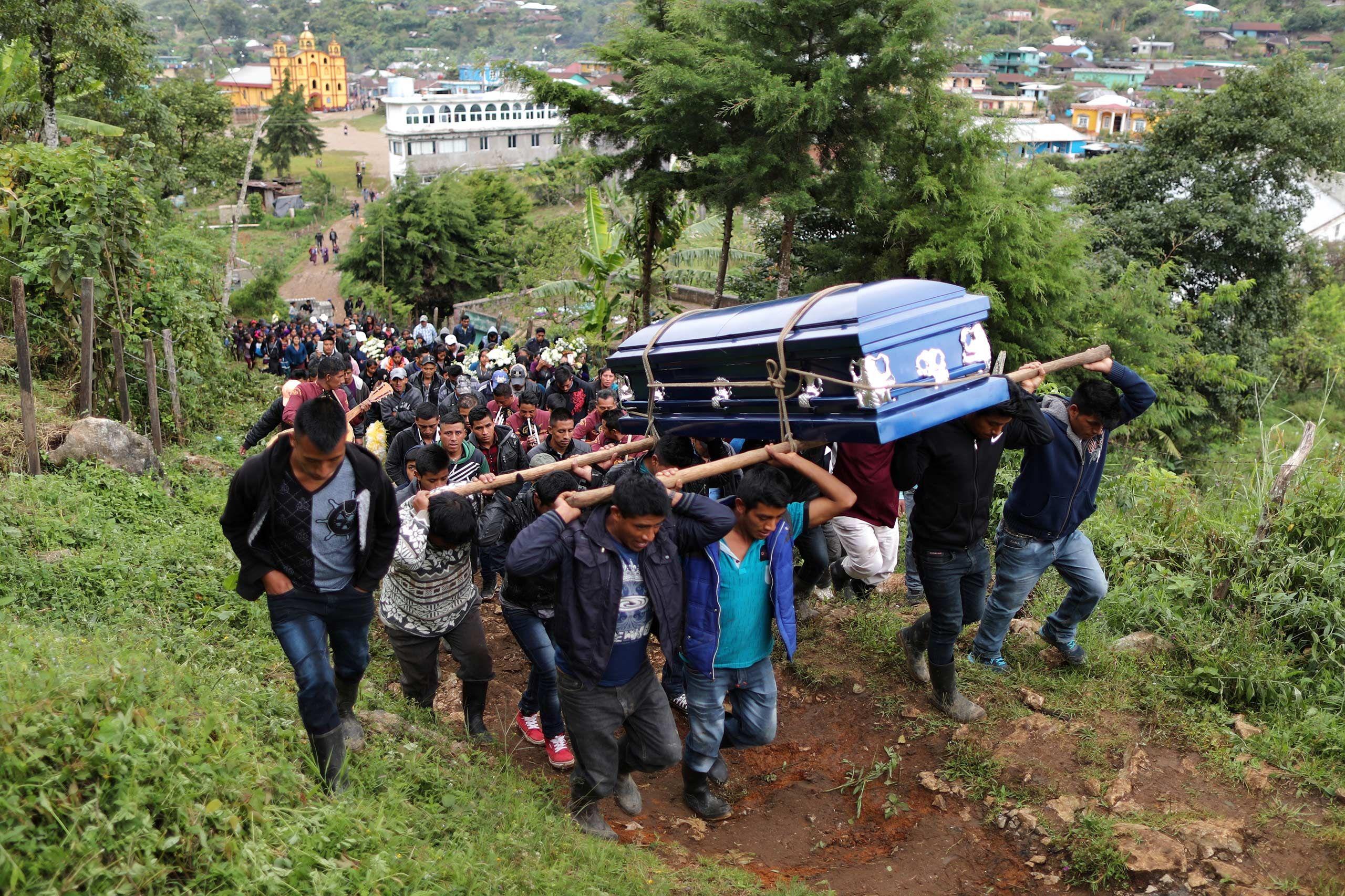 AGUACATE, GUATEMALA  OCTOBER 29, 2018