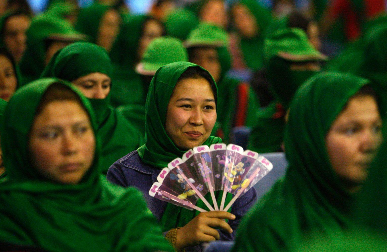 AUGUST 4, 2009  KABUL, AFGHANISTAN