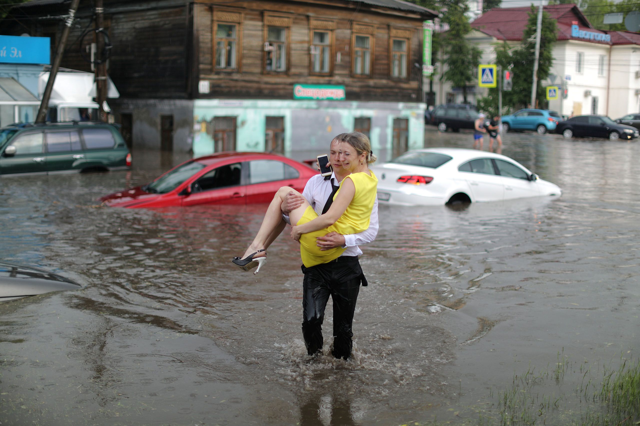 JUNE 19, 2018 NIZHNY NOVGOROD, RUSSIA