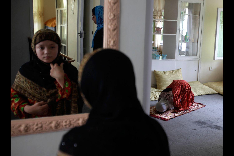 AUGUST 9, 2009  KABUL, AFGHANISTAN