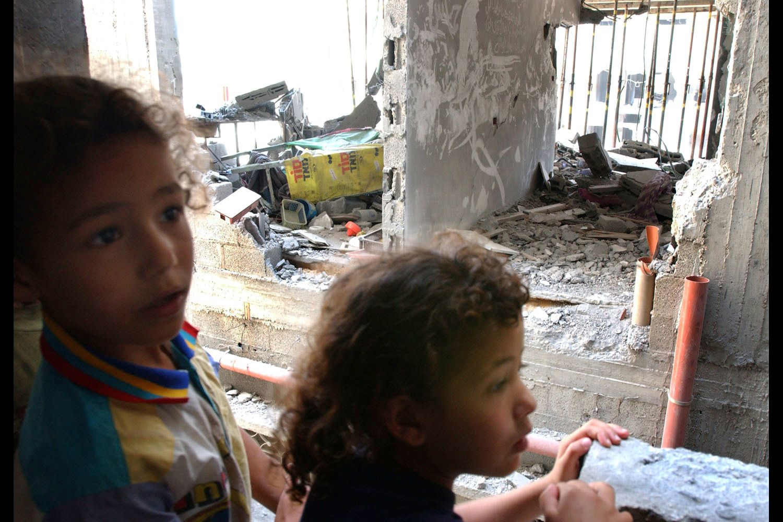 AUGUST 18, 2002  GAZA CITY