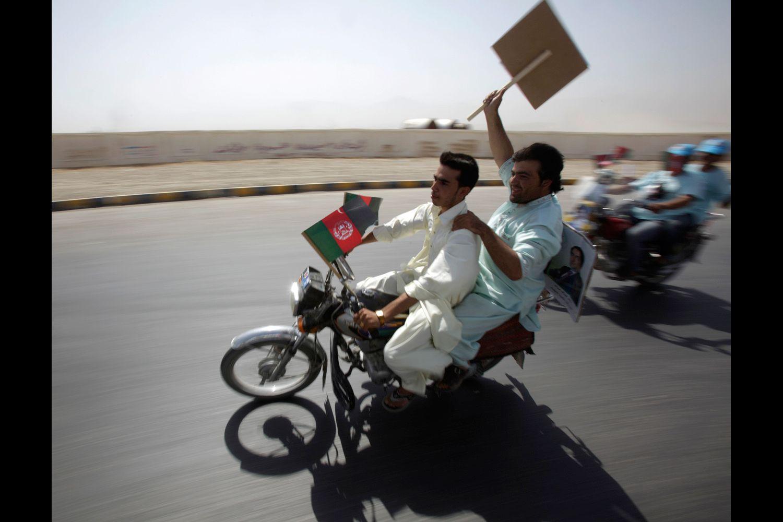 AUGUST 13, 2009  MAZAR-I-SHARIF, AFGHANISTAN