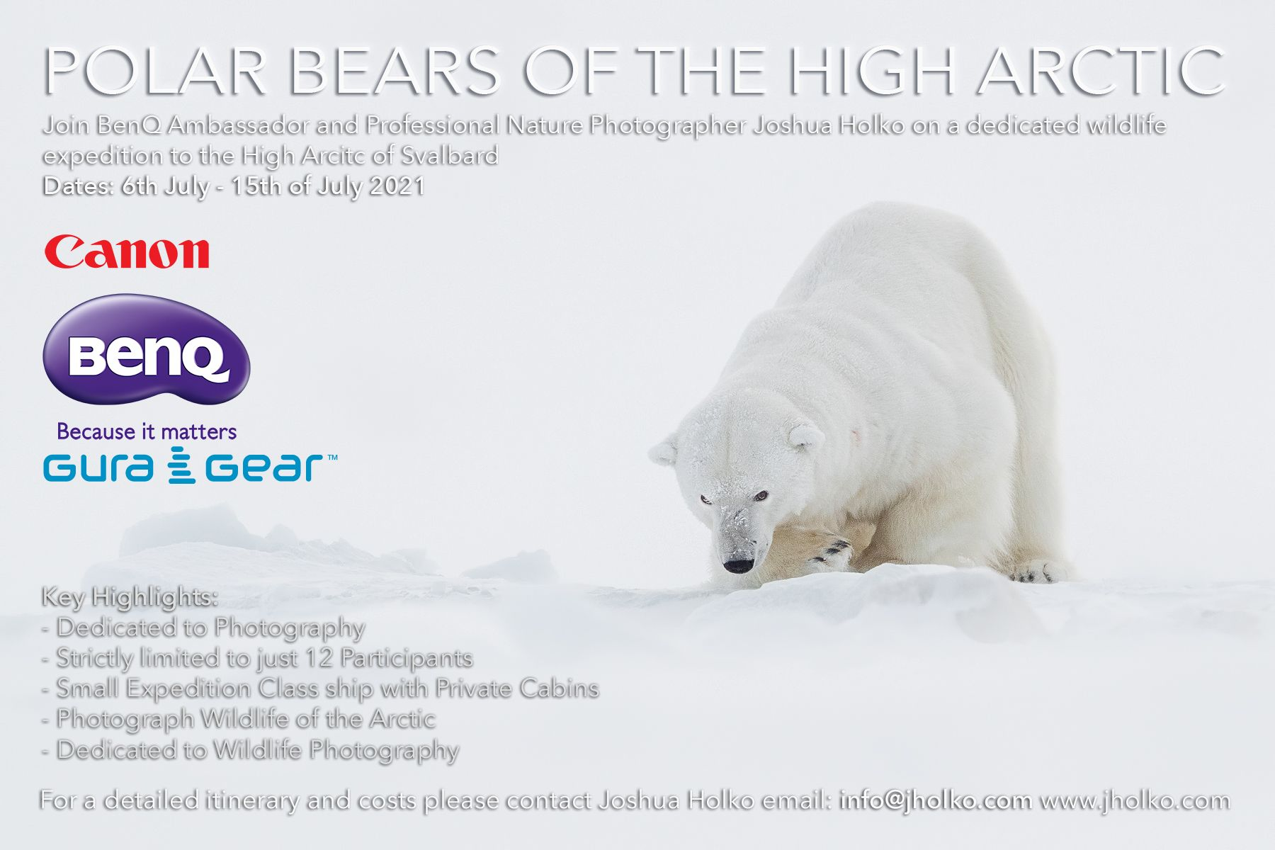 Polar Bears of the High Arctic Expedition