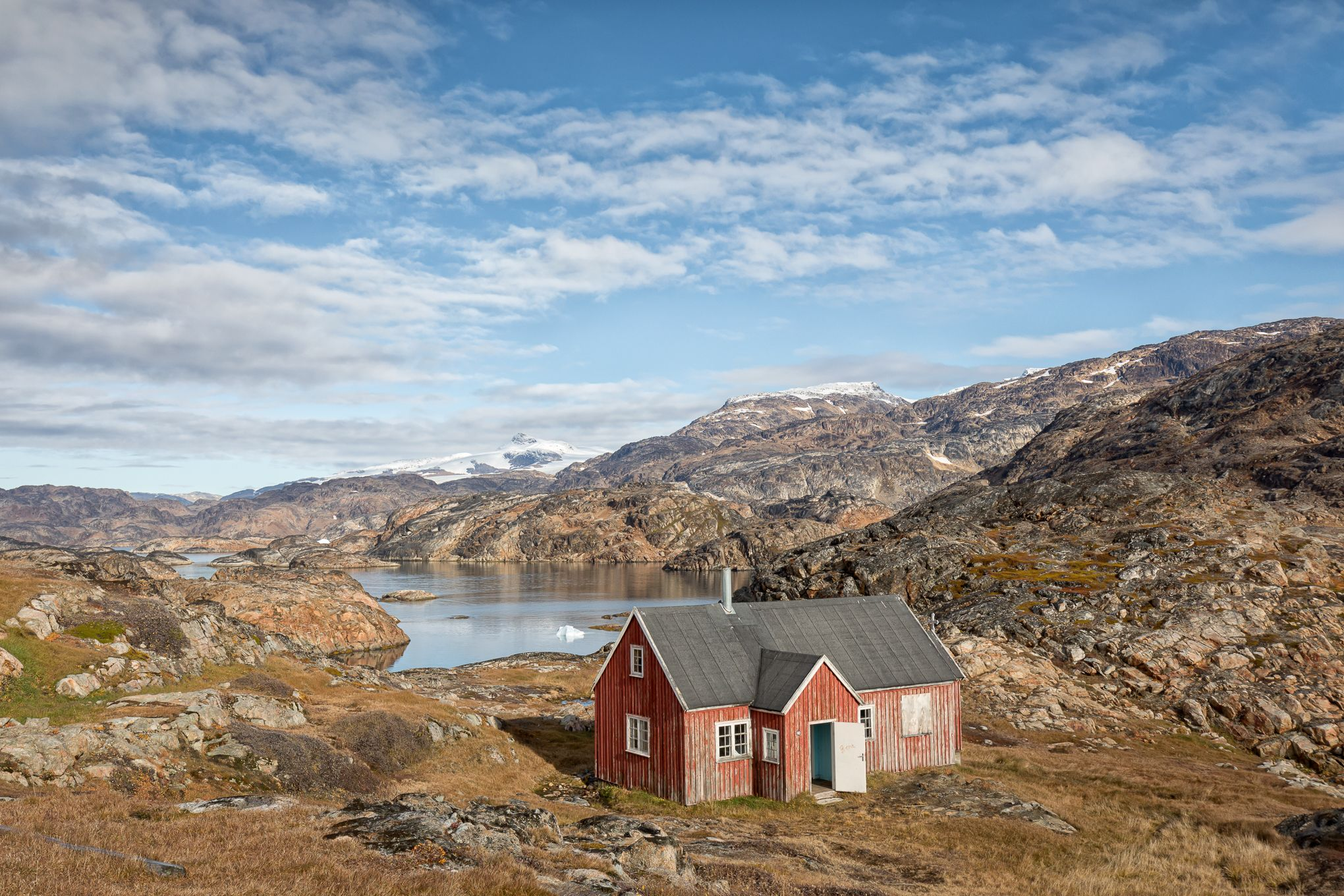Greenland South East Landscapes