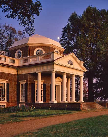 Monticello Moon Dome