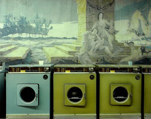 Laundromat, New York City 1977