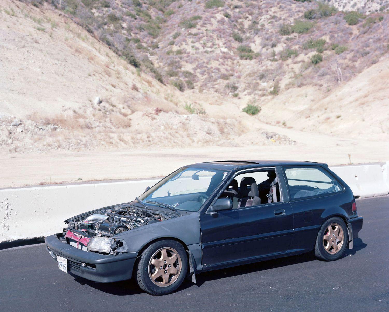 Modified Honda Civic
