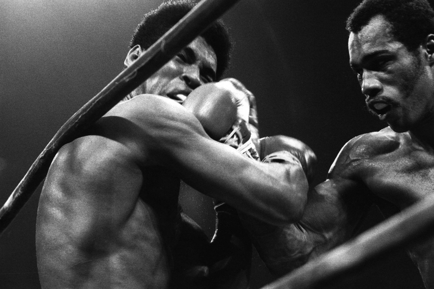 Muhammad Ali - Ken Norton