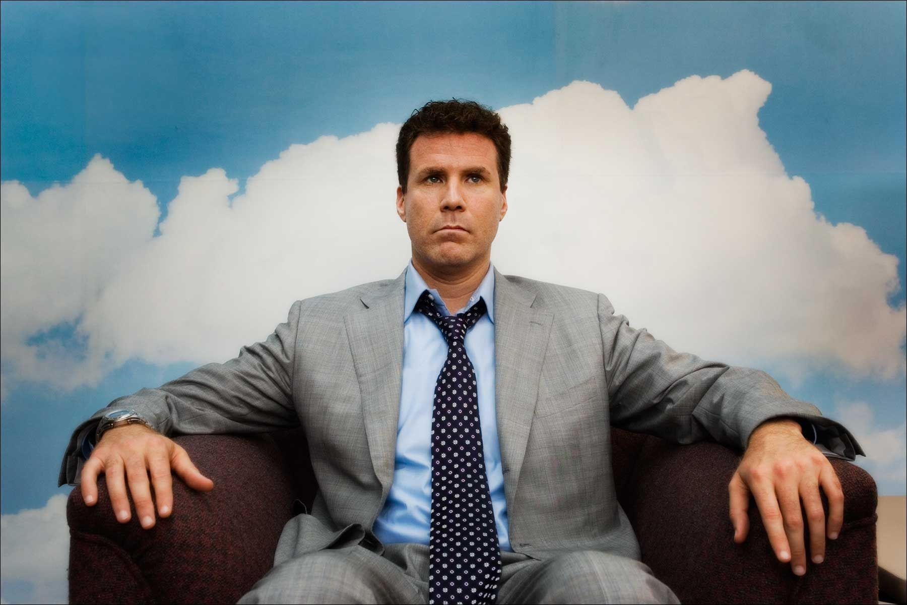 Will Ferrell - Stranger Than Fiction