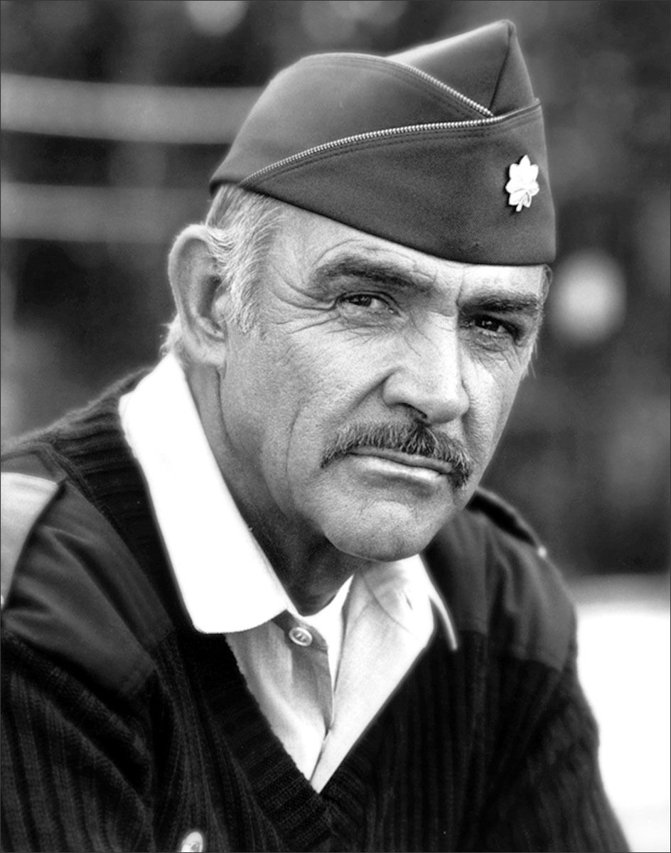 Sean Connery - The Presidio