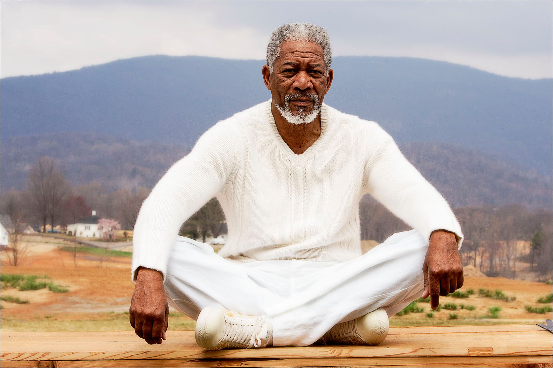 Morgan Freeman - Evan Almighty