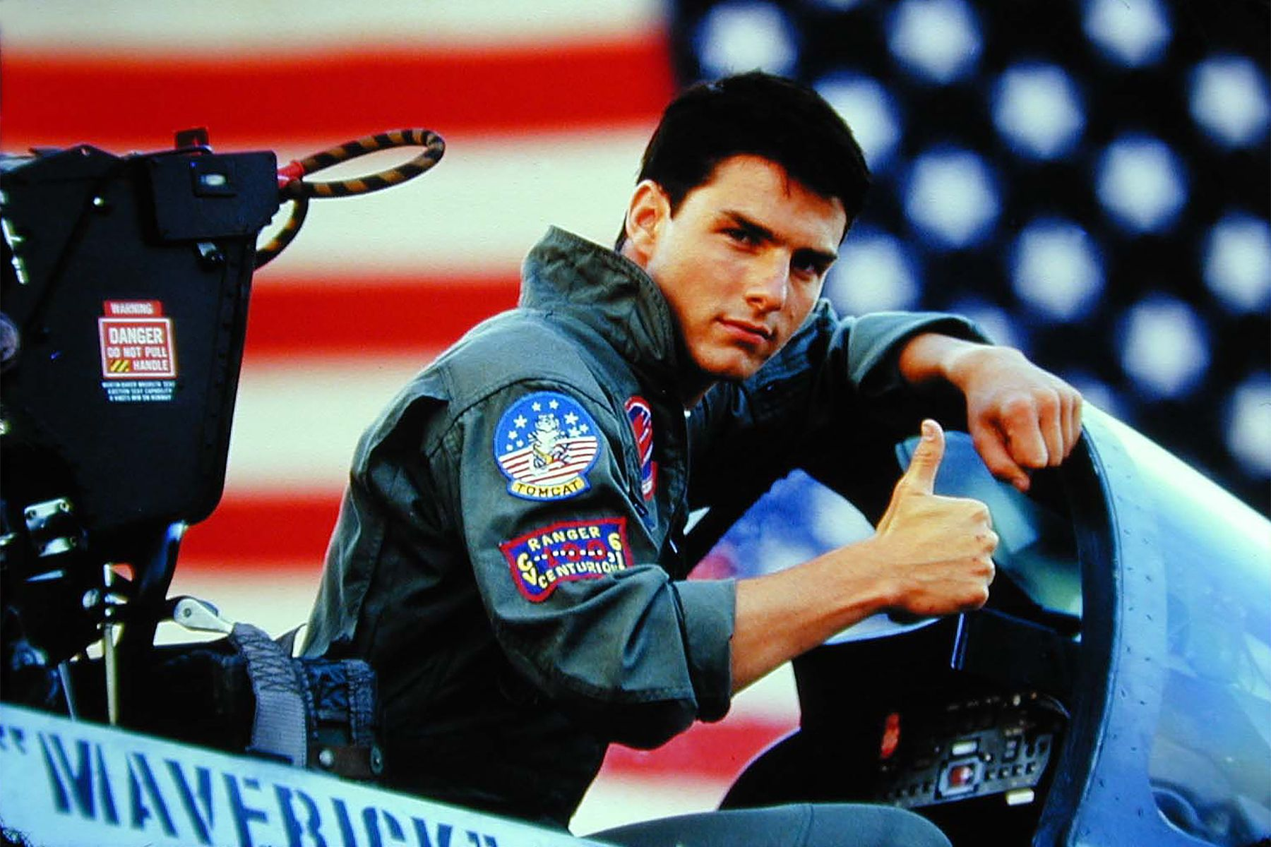 Tom Cruise - Top Gun